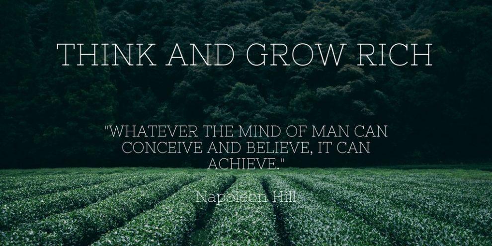 misli i obogati se
